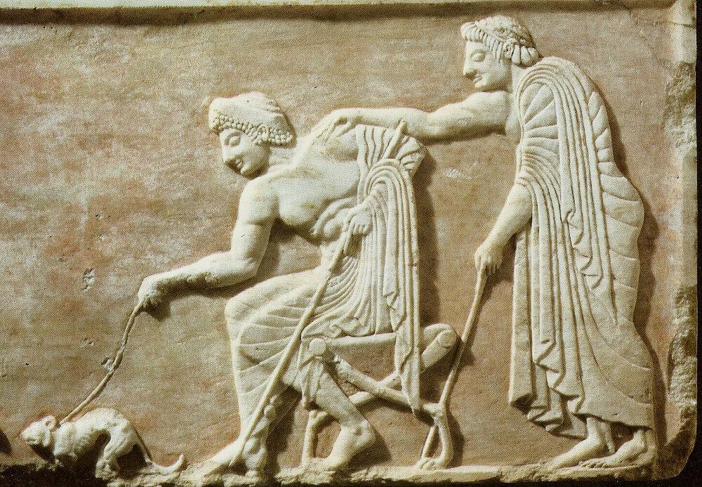 gato-antigua-grecia